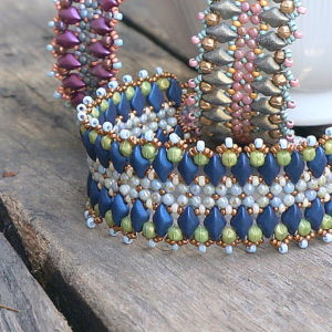 Arabella Bracelet - Freckled Pear Workshop & Trunk Show @ A Place to Bead | San Marino | California | United States