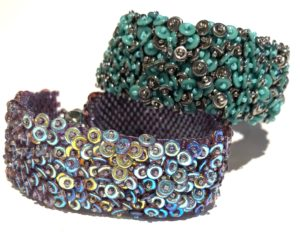 Oceans Cuff @ A Place to Bead | San Marino | California | United States