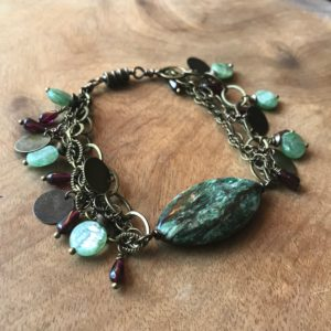 Ophelia Bracelet @ A Place to Bead | San Marino | California | United States