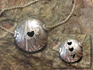 Always in My Heart Pendant @ A Place to Bead | San Marino | California | United States